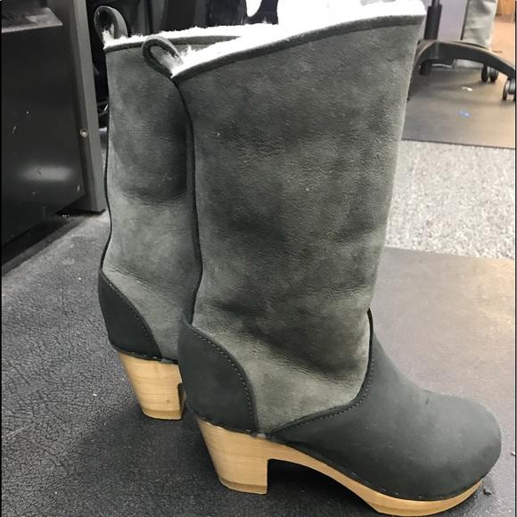 6219221e56a No.6 shearling boots